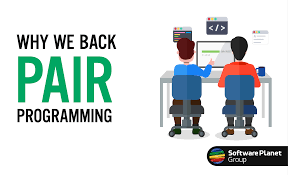Why We Back Pair Programmingblog Of Software Planet Group