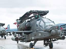 Indian Army Apache Attack Helicopters To Enable Indian Army To Make