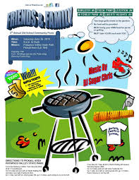 Pictures Of Family Reunion Picnic Flyer Kidskunst Info