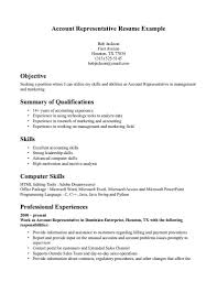 Sample Bartender Resume Skills Resume Idea