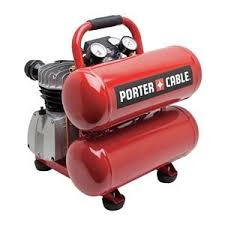 porter cable air compressor. porter-cable 4 gal. stack tank electric air compressor pcfp02040 porter cable a