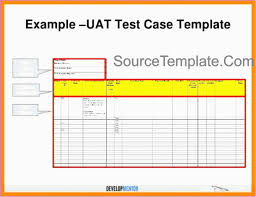 Uat Test Case Template Overview Of User Acceptance Testing Uat For
