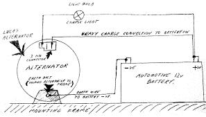 internally regulated alternator wiring schematic chevy anything ford internal regulator alternator wiring diagram at Internally Regulated Alternator Wiring Diagram