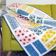 Baby Quilt Patterns Adorable Windsor Court Baby Quilt Pattern FaveQuilts
