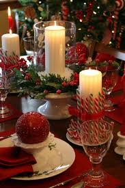 Candy Cane Table Decorations Christmas Table Decorations Candy Cane XmasPin 14