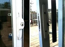locks for sliding glass doors lovely sliding glass door bar locks sliding glass door locks home