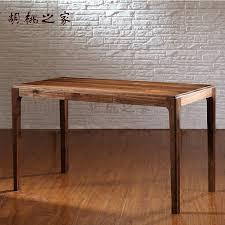 desk pure black walnut wood desk computer desk table simple wood furniture is new hot