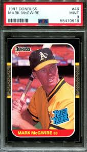 Maybe you would like to learn more about one of these? Mark Mcgwire Rookie Card Top 10 Cards Value Checklist Invest