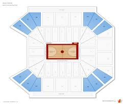 Galen Center Usc Seating Guide Rateyourseats Com