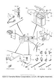 Great yamaha bear tracker wiring diagram images the best