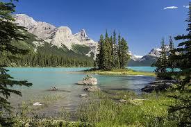 HD wallpaper: Canada, Albert, Jasper National Park, Maligne Lake ...