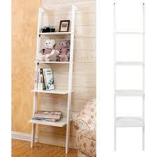 4 tier ladder shelving display