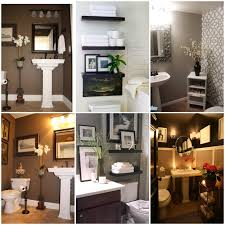 Half Bathroom Decorating My Half Bathroom Decor Inspirations Perfect For The Downstairs