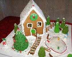Gingerbread House Patterns Best Free Patterns For Gingerbread Houses