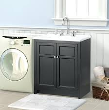 full image for laundry tub cabinet home depot laundry sink cabinet home depot home depot glacier