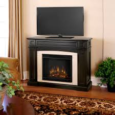 amazing electric fireplace tv stand  design ideas  decors