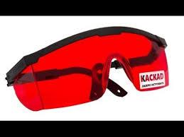 Зачем? Красные <b>очки для лазерного</b> уровня (нивелира), как ...