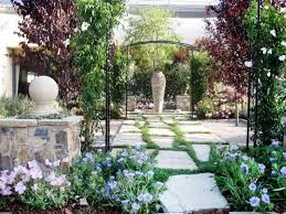 choosing romantic country french garden awesome french country garden decor ideas with steps stone and flowers arrangement