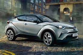 new car launches planned in indiaToyota CHR Expected to Launch in India in 2018  News18