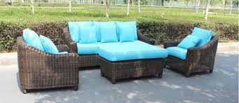 wicker outdoor dining set. Catalina Full Round Weave 4 Piece Wicker Outdoor Patio Furniture Set Dining T