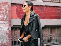 17 reasons to finally invest in a leather jacket this fall who what wear