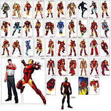 Marvel Ownership Chart Comic Creators Claim Ownership Over Idea Of Powered Suits Of