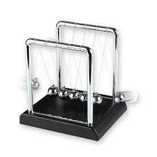 kinetic energy motion newtons cradle