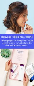 Balayage Brunette Blonde Best Diy Tip