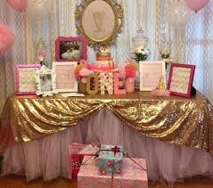 custom tutu table skirt candy buffet centerpiece head table