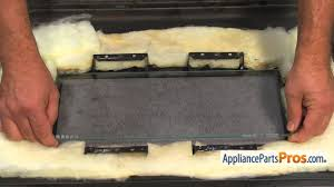 range inner oven door glass part 316088600 how to replace