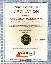 blank ordination certificates get 10 certificate of ordination template bring it up top