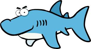 Image result for cartoon shark