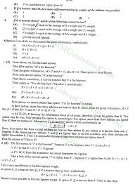 analytical ability how to solve reasoning questions analy1 bmp3