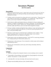 Inventory Control Job Description Resumes Commercial Real Estate Project Manager Job Description Resume Sample