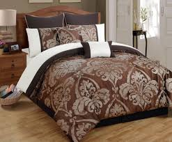 Classic Style Chateu Marquis Jacquard Queen Bedding Set