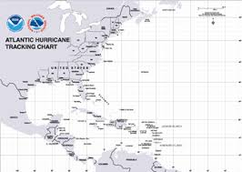 Hurricane Tracking Chart Exploring Florida Teaching Resources For Science