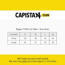 Xl Size Chart India Shivaji Maharaj Raglan T Shirt For Men