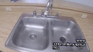 stainless steel sink repair ideas