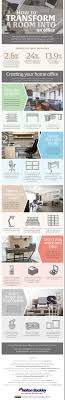 creating office work play. How To Transform A Room Into An Office [Infographic] Creating Work Play K