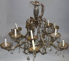 old brass chandelier pertaining to favorite antique brass chandelier for chandelier chan 6849
