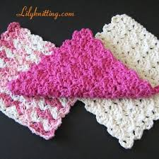 Easy Crochet Dishcloth Patterns Classy Very Easy Crochet Dishcloth Patterns PATTERN Crocheted Shell