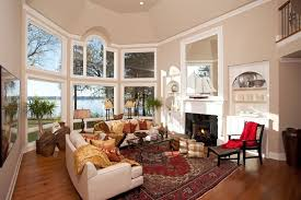 Designing the million dollar home contemporary-living-room