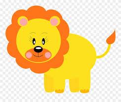 Safari Animals Template