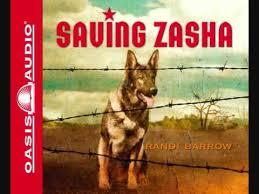 saving zasha by randi barrow