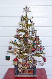 Alter Christbaumschmuck Traditioneller Weihnachtsschmuck