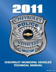 Lasd Force Options Chart Chevrolet Municipal Vehicles Technical Manual Adamson