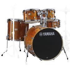 yamaha stage custom. yamaha stage custom birch drum kit in honey amber i