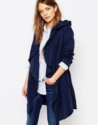 boss orange soft d trench coat dark blue women hugo boss jackets coats good quality