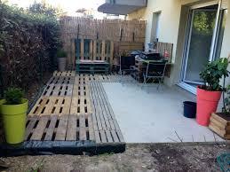 Fabriquer Une Terrasse Avec Des Palettes Maison Design Bahbe Com