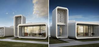 Office building design concepts Commercial Building Dubai Will Be Home To First 3d Printed Office Building Optampro Dubai Will Be Home To First 3d Printed Office Building Slashgear